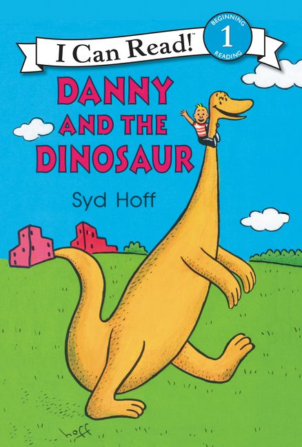 danny and the dinosaur syd hoff hardcover