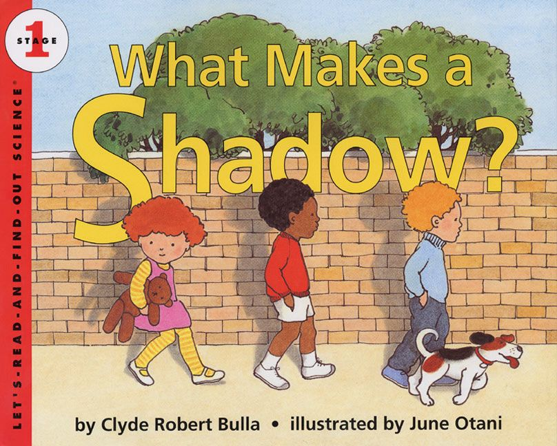 What Makes a Shadow? - Clyde Robert Bulla - Hardcover