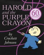 Harold and the Purple Crayon Hardcover  by Crockett Johnson
