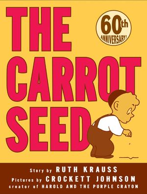 The Carrot Seed book image