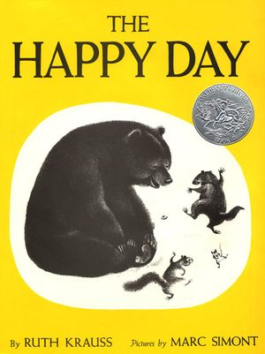 The Happy Day book image