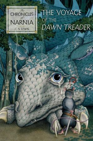 The Voyage of the Dawn Treader book image