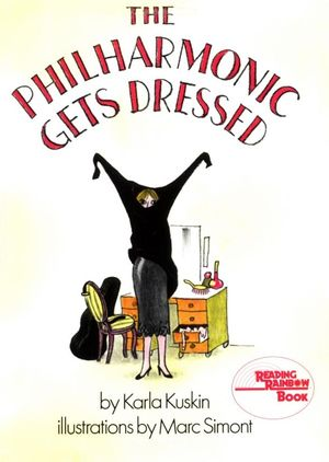 The Philharmonic Gets Dressed book image