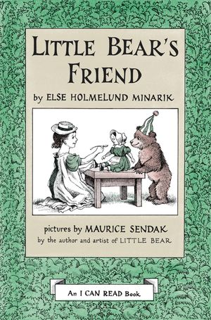 Little Bear's Friend book image