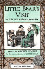 Little Bear's Visit Hardcover  by Else Holmelund Minarik
