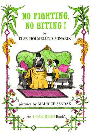 No Fighting, No Biting! book image