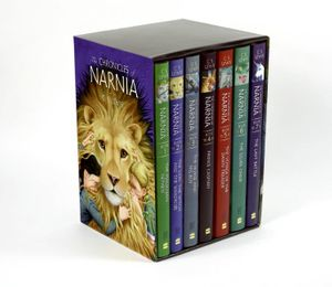 The Chronicles of Narnia Box Set book image