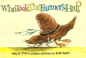 Who Took the Farmer's Hat? book image