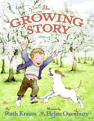 The Growing Story book image