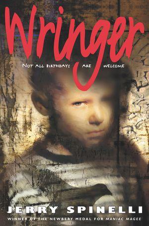 Wringer book image