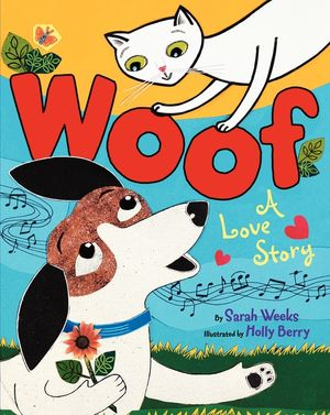 Woof: A Love Story book image