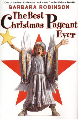 The Best Christmas Pageant Ever book image
