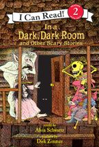 In a Dark, Dark Room and Other Scary Stories Hardcover  by Alvin Schwartz