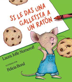 Si le das una galletita a un ratón book image