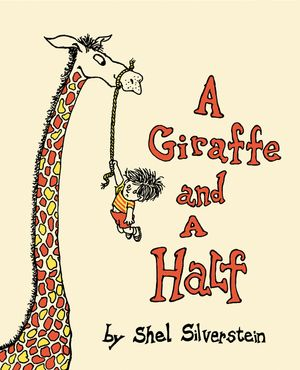 A Giraffe and a Half book image