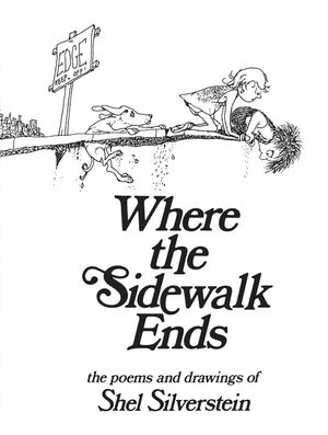 Where the Sidewalk Ends book image