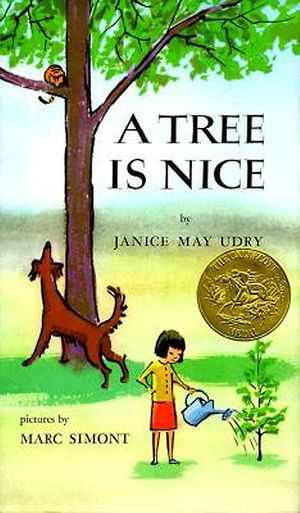 A Tree Is Nice book image