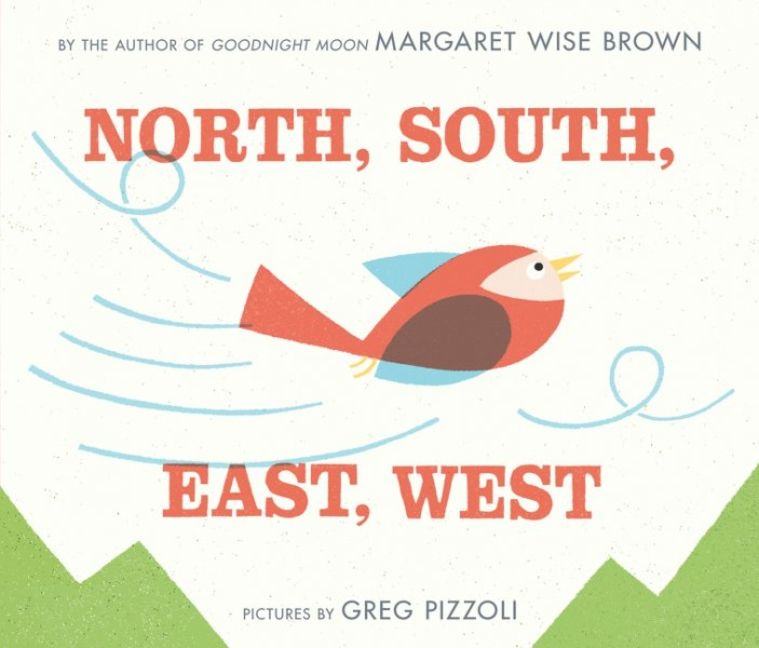 north south east west margaret wise brown hardcover