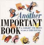 Another Important Book Hardcover  by Margaret Wise Brown