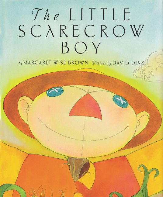 The little scarecrow boy margaret wise brown hardcover the little scarecrow boy fandeluxe Images