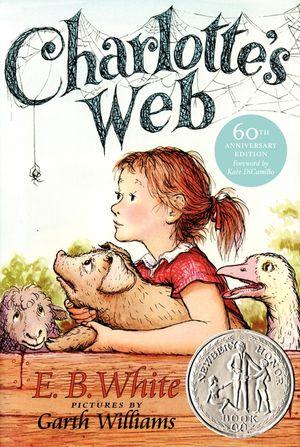 Charlotte's Web book image