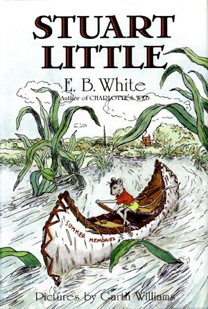 Stuart Little book image