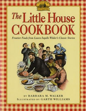 The Little House Cookbook book image
