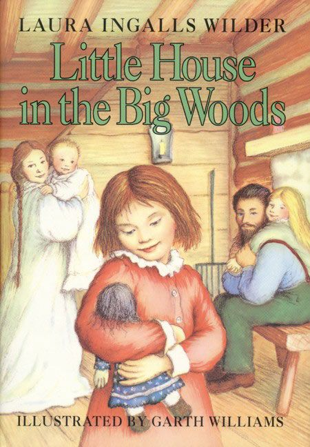 Little house in the big woods book report