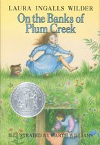 On the Banks of Plum Creek Hardcover  by Laura Ingalls Wilder