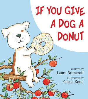 If You Give a Dog a Donut book image