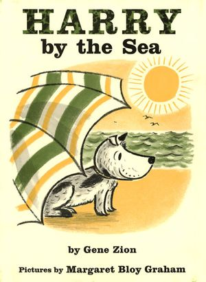 Harry by the Sea book image