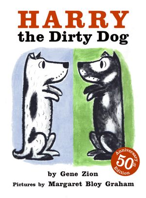 Harry the Dirty Dog book image