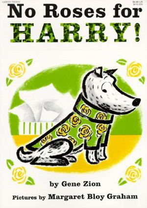 No Roses for Harry! book image