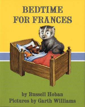 Bedtime for Frances book image