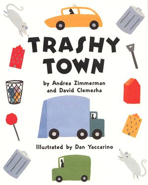 Trashy Town book image