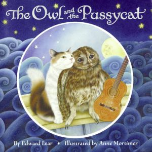 The Owl and the Pussycat book image