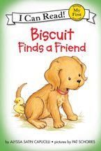 Biscuit Finds a Friend Hardcover  by Alyssa Satin Capucilli