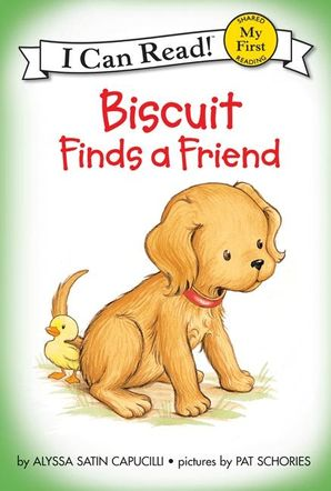 Biscuit Finds a Friend
