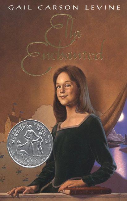 109a365b13cf Ella Enchanted - Gail Carson Levine - Hardcover