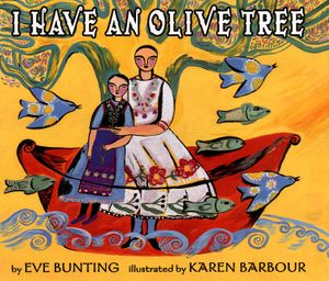 I Have an Olive Tree book image