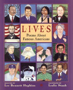 Lives book image