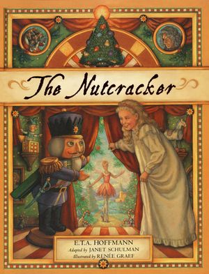 The Nutcracker book image