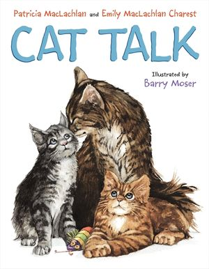 Cat Talk book image