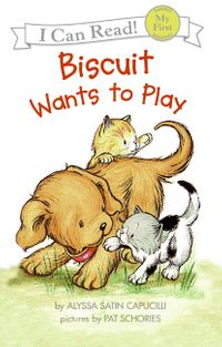 Biscuit Wants to Play