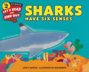 Sharks Have Six Senses book image