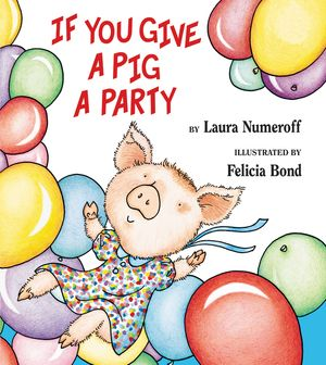 If You Give a Pig a Party book image