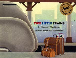Two Little Trains book image