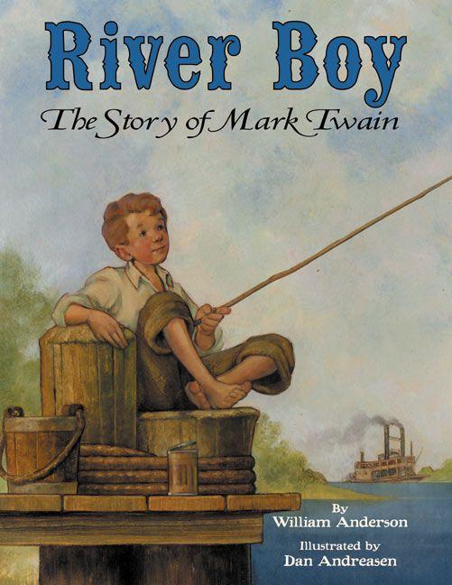 River Boy William Anderson Hardcover