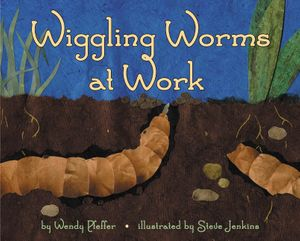 Wiggling Worms at Work book image