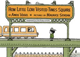 How Little Lori Visited Times Square